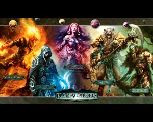 MTGplaneswalker 300x240 MTG! A Gathering of What?