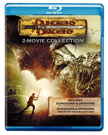 dd Blu Ray Review: Dungeons & Dragons 2 Movie Collection
