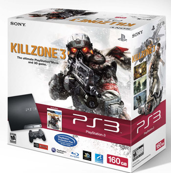 killzone3 ps3 PS3 And iPad Shortage Due To Tsunami