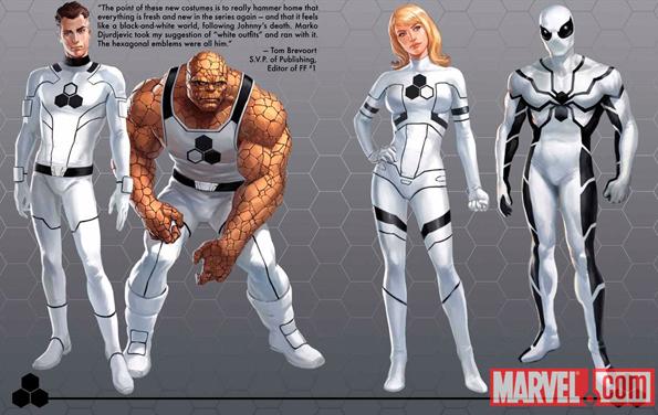 spider manff Spider Man Joins Fantastic Four