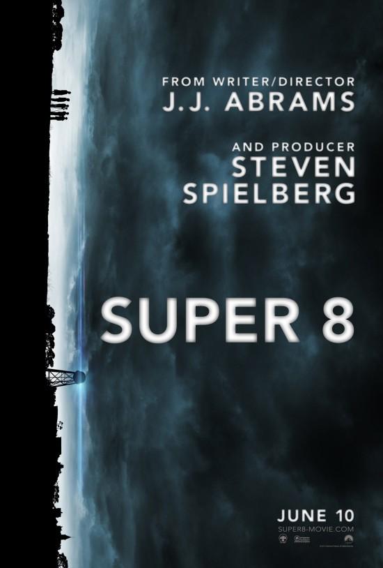 super8 poster New Super 8 Poster