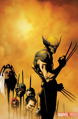 wolverine cover Wolverine Goes On A Rampage