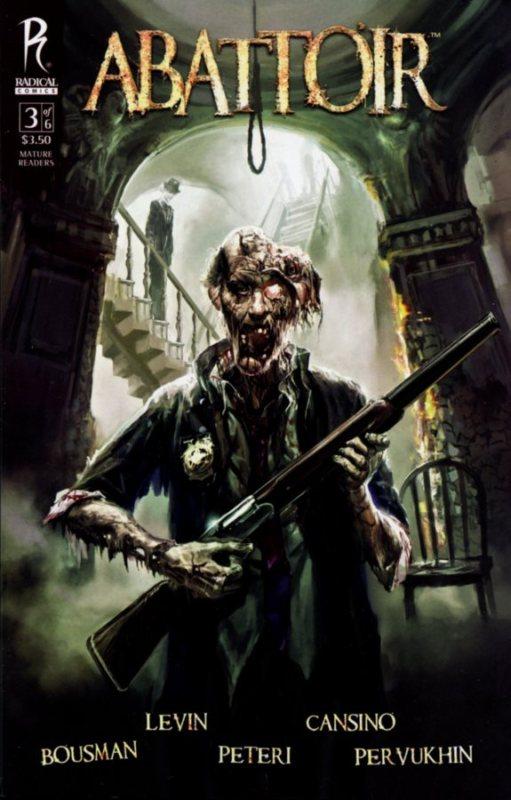 abattoir Comic Review: Abbotoire