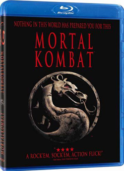 mkbluray Blu Ray Review: Mortal Kombat