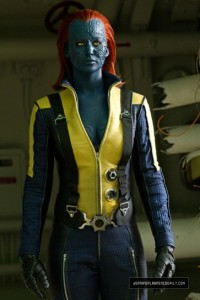 mystique 200x300 X Men: First Class New Trailer
