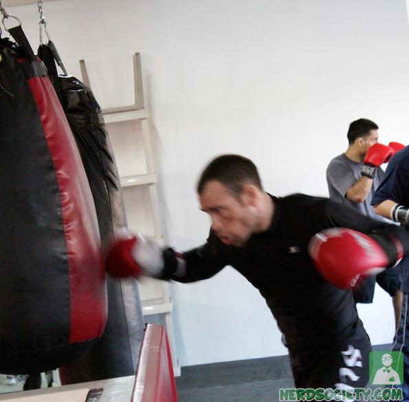 randy henry2 1 De La O Fight Camp For Long Beach Fight Night