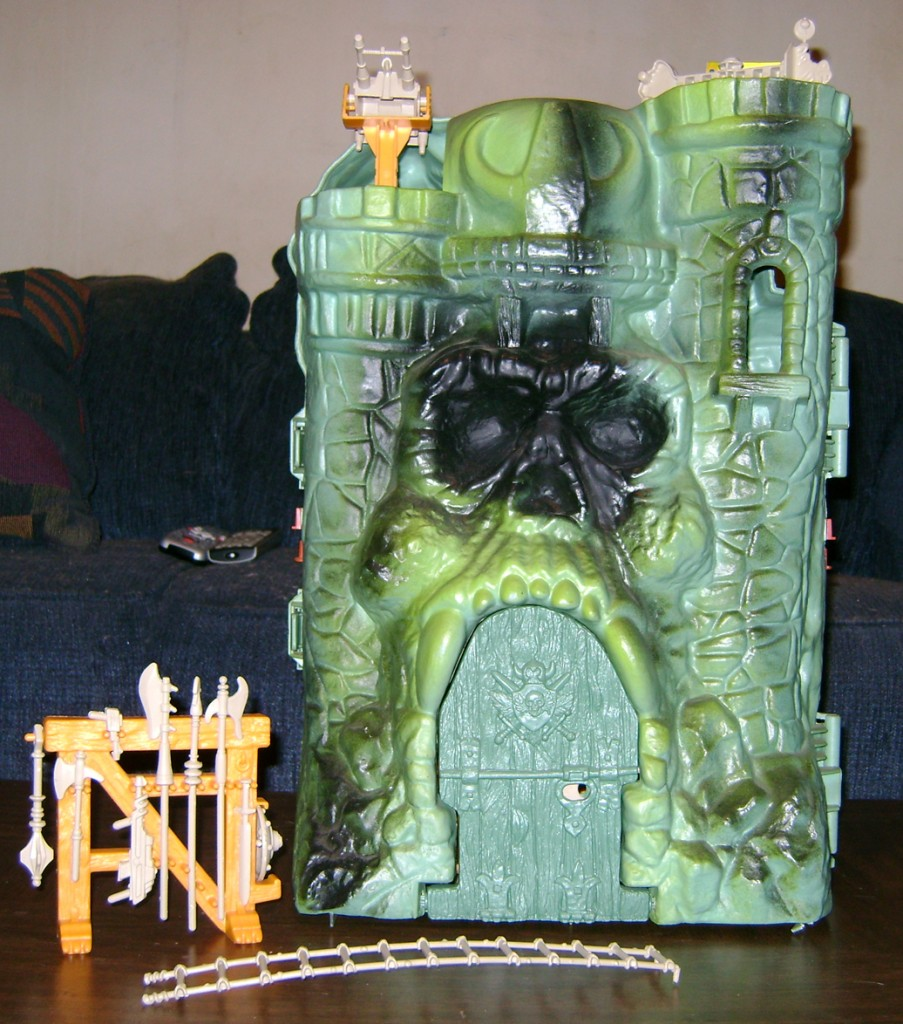 CG1 903x1024 Castle Grayskull Restored To All Its Glory!
