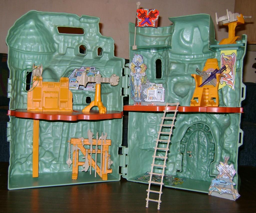 CG3 1024x853 Castle Grayskull Restored To All Its Glory!