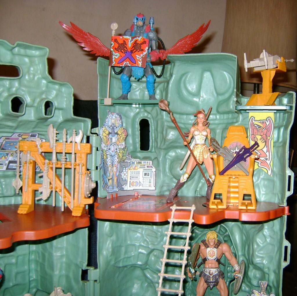 CG5 1024x1020 Castle Grayskull Restored To All Its Glory!