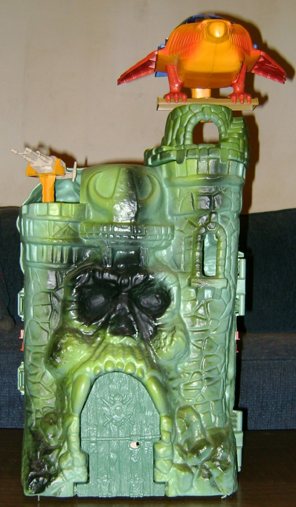 CG6 598x1024 Castle Grayskull Restored To All Its Glory!