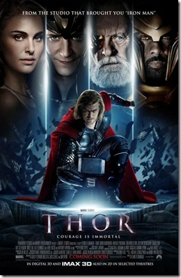 Thor The Ultimate Summer Movie Preview (Hold the 1,000 calorie popcorn!)