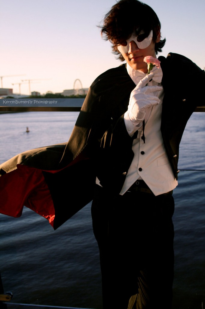 Tuxedo Mask  Edge of a Sunset by Sarapungs tokusatsu 682x1024 Inspiring and Artistic Cosplay Photography