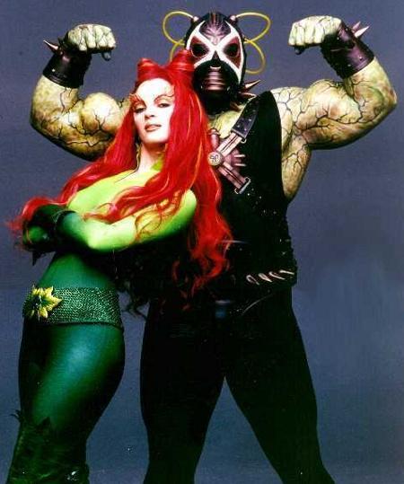 bane batmanandrobin 1st Pic Of Tom Hardy As Bane