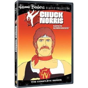 chuck norris DVD Review:  Chuck Norris   Karate Kommandos