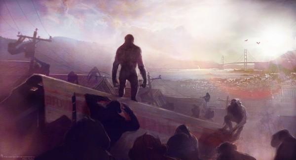 pota2 Cool Concept Art: Planet of The Apes
