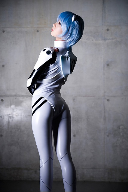rei evangelion 1564135c25 Inspiring and Artistic Cosplay Photography