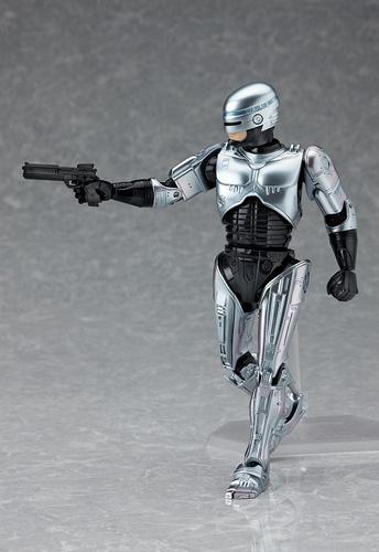 robocop3 Amazing Figma RoboCop Figure