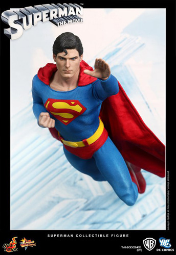 superman hottoys Hot Toys Christopher Reeve Superman
