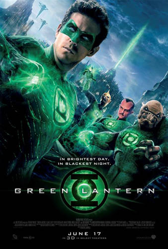 Green Lantern Movie Review: Green Lantern