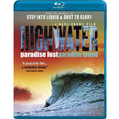 Highwater Blu ray cover1 Blu ray Review: Highwater (surfing documentary)