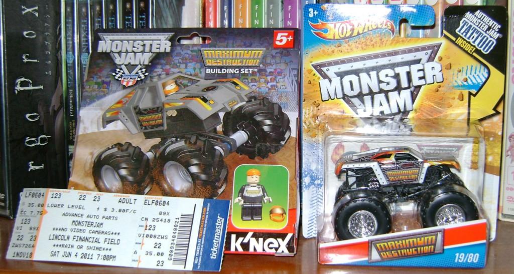MJ1 1024x547 Monster Jam In Philly!