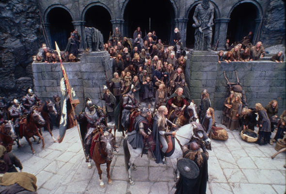 NL 2032 001 1 Blu Ray Review: Lord Of The Rings   Extended Edition
