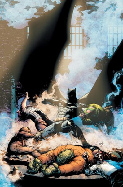 batman capullo Batman #1 Cover By Capullo