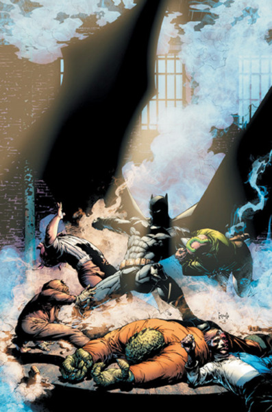 batman capullo My WonderCon 2012 Iterinary