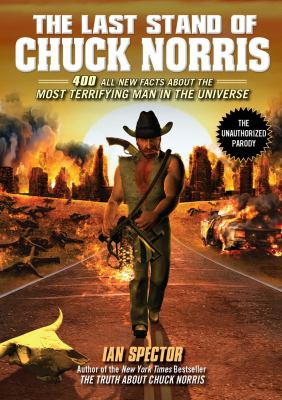 chucknorris2 Book Review: The Last Stand Of Chuck Norris