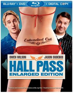 hallpass bluray small Blu Ray Review: Hall Pass