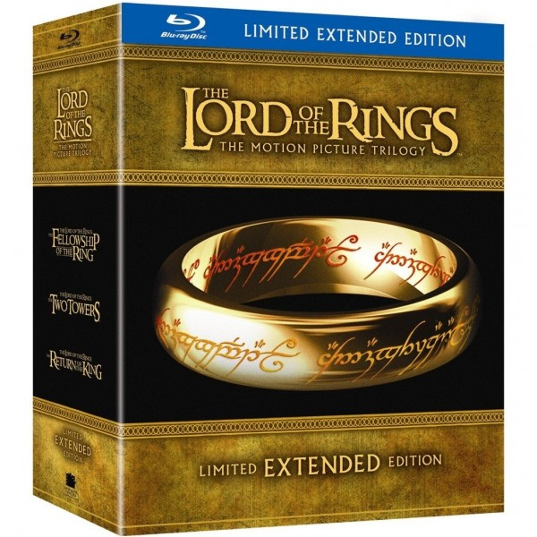 lotr ee Blu Ray Review: Lord Of The Rings   Extended Edition