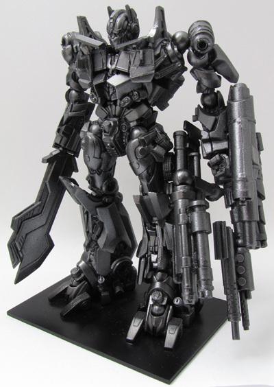 prime revoltech Optimus Prime Revoltech Movie Figure
