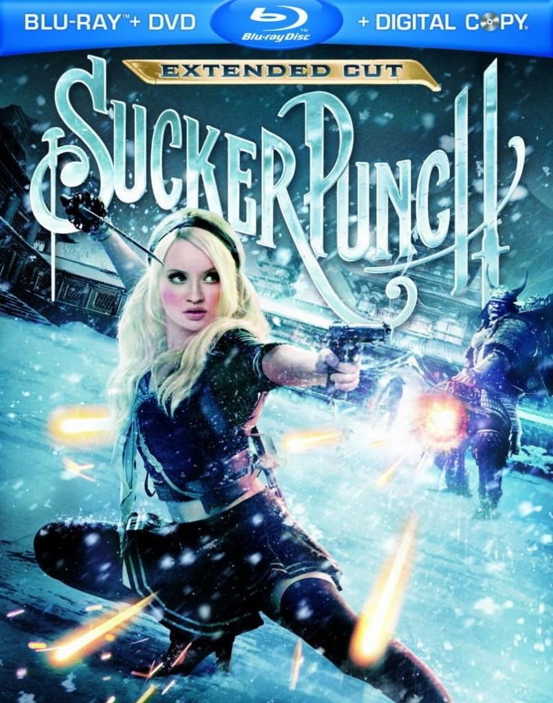 sucker punch bluray 805x1024 Blu ray Review: Sucker Punch