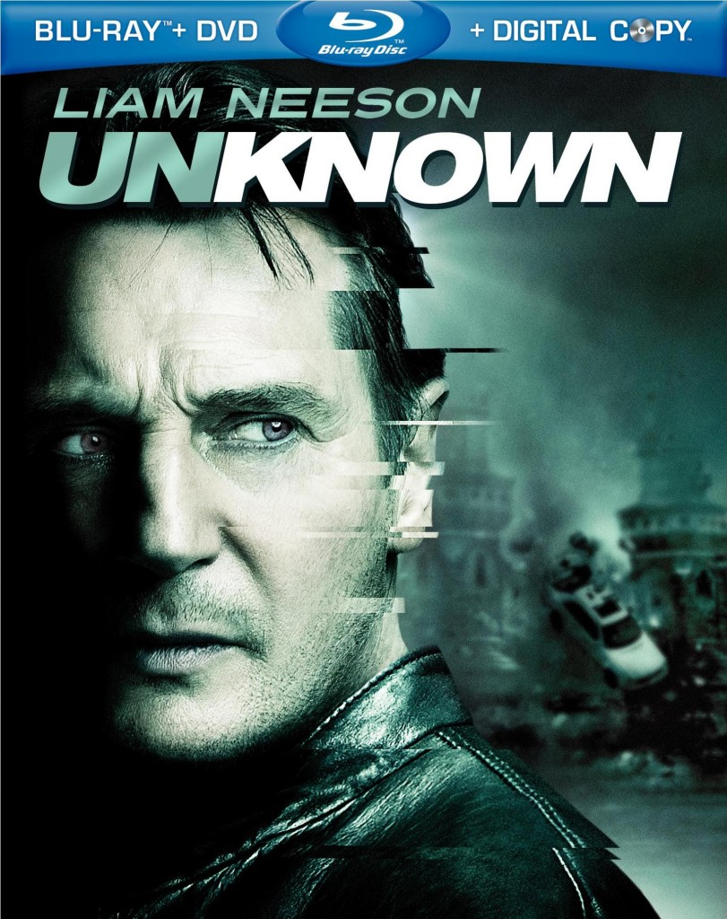 unknown bluray cover 811x1024 Blu ray Review: Unknown
