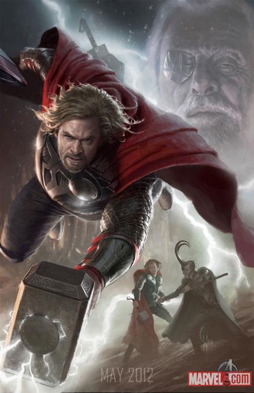 9276e Avengers Character Posters