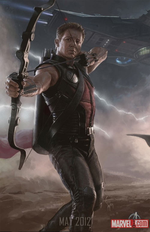 9276f Avengers Character Posters
