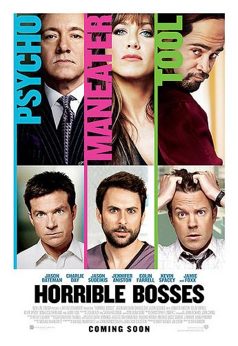 Horrible Bosses Movie Review: Horrible Bosses