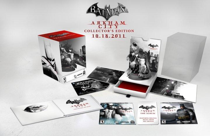 arkham ce Batman: Arkham City CE
