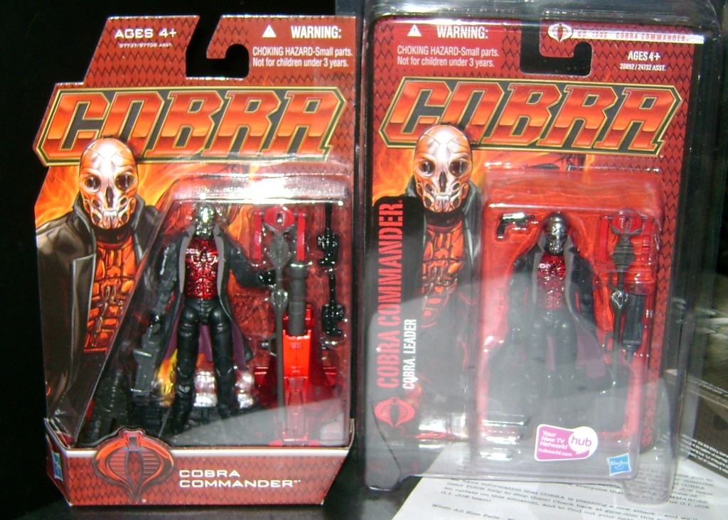 cc compare 1024x732 Cobra Commander: Cancelled Mail Away!