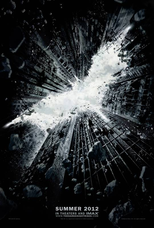 dkr Dark Knight Rises Poster & Trailer Description