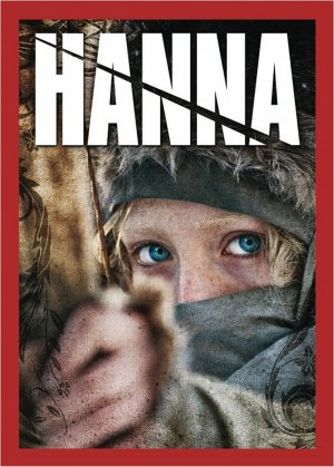 Hanna DVD Cover DVD Review: Hanna