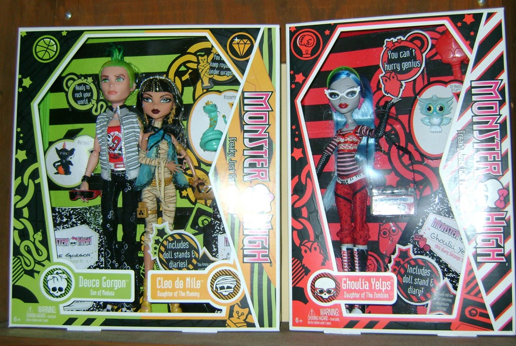 MH 1 1024x686 Dead Fast SDCC Ghoulia And Monster High!