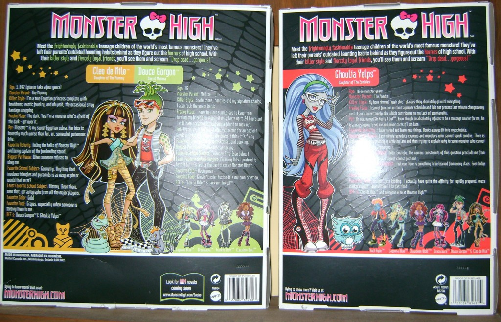 MH 2 1024x658 Dead Fast SDCC Ghoulia And Monster High!