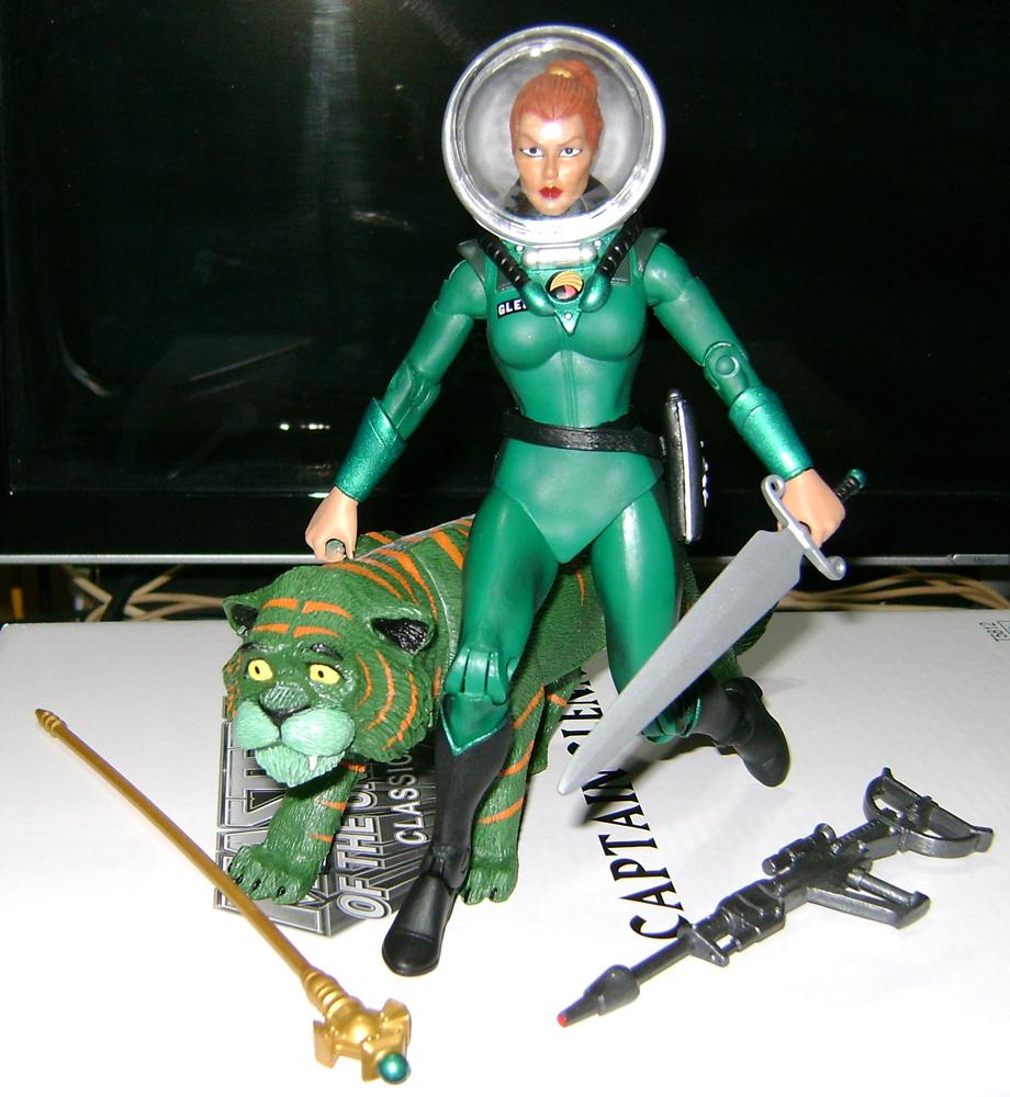Marlena 4 Totally Bitchin Toy: Captain Glenn!