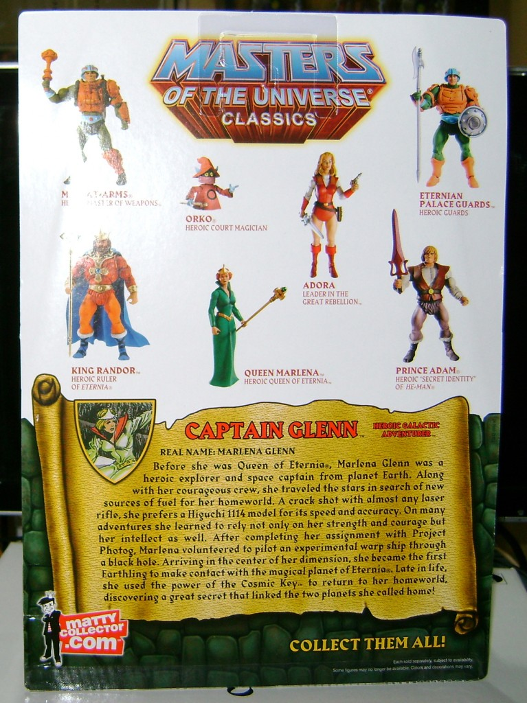 Marlena 7 767x1024 Totally Bitchin Toy: Captain Glenn!
