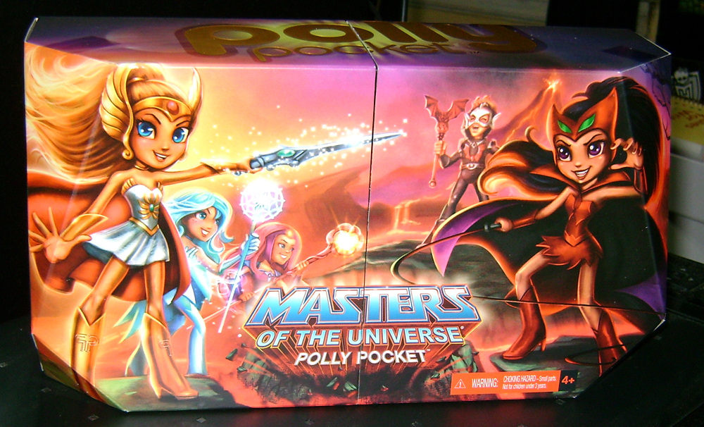 PollyRa 3 Coolest...Sword...Ever!  SDCC: Polly Pocket She Ra!