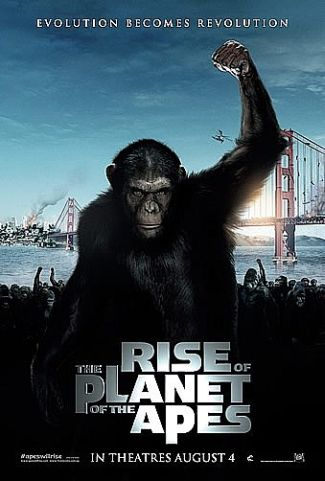 Rise Of Planet Of Apes Movie Review: Rise of the Planet of the Apes