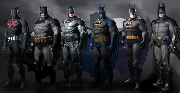 batman skin Arkham City Becomes #1 Game Of 2011