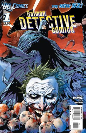 detective Comic Review: Detective Comics #1