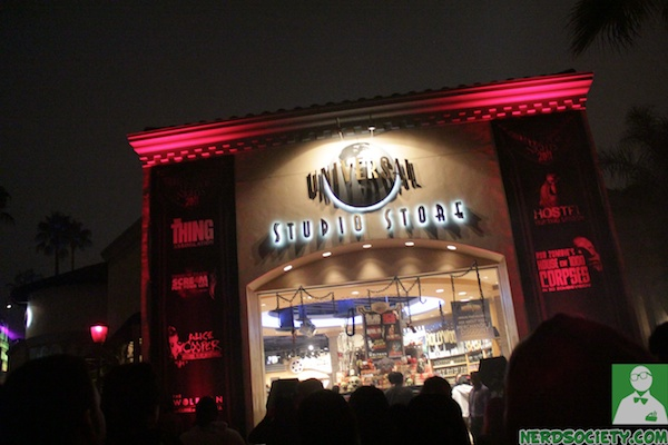 hhn 2011 3 Halloween Horror Nights 2011 Survival Guide & Maze Reviews Universal Hollywood
